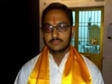 Video : BJP Disowns Youth Leader Yogesh Varshney's '11 Lakh Bounty On Mamata Banerjee' Comment
