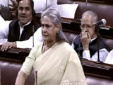 Video : 'You Can Protect Cows, Not Women?' Jaya Bachchan On BJP Worker's Threat