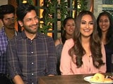 Video : Spotlight: Sonakshi Sinha And Kanan Gill On Noor