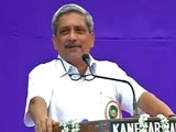 Video : Quit As Defence Minister Due To 'Pressure' Of Key Issues: Manohar Parrikar