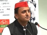 Video : Samajwadi Party Chief Akhilesh Yadav Says EVMs Can't Be Relied Upon