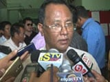 Video : Minister In BJP's Month-Old Government In Manipur Resigns Over 'Interference'