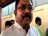 Video: Dinakaran Wanted To Buy AIADMK Symbol For Upto 50 Crores, Say Cops