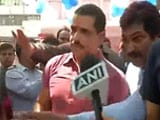 Video : Robert Vadra At Temple As Report On Land Deals Reaches Supreme Court