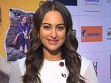 Video : Sonakshi Came On Board After Reading Two Pages Of Noor Script