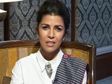 Video : Nimrat Kaur On The Test Case: It's Been Very Emotional