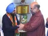 Video : MCD Election 2017: Former Delhi Congress Chief Arvinder Singh Lovely Joins BJP