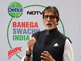 Video : Join the #Mere10Guz Initiative: Amitabh Bachchan