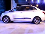 Hyundai Xcent Facelift First Look