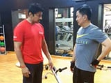 Video : Kiren Rijiju, Rajyavardhan Rathore Set #FitnessGoals With Workout Videos