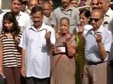 Video : Low Turnout As Delhi Votes For Civic Bodies