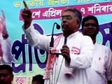 Video : Oppose Jai Sri Ram, Get Beaten, Says Bengal BJP Boss. Agreed, Says Senior