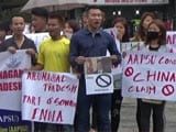 Video : In Arunachal, Students Lead Protests Against China For Renaming 6 Places