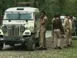 Video : Leader Of Ruling PDP Shot Dead In Jammu And Kashmir's Pulwama