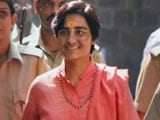 Video : Bail For Sadhvi Pragya In Malegaon Blast Case. Col Purohit Stays In Jail