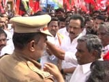 Video : MK Stalin Arrested As Tamil Nadu Shuts Down In Support Of Farmers