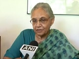 Video : Didn't Campaign Because I Wasn't Asked: Congress' Sheila Dikshit