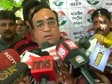 Video: With Congress At Bottom Of Delhi Pile, Chief Ajay Maken Quits