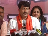 Video : Arvind Kejriwal's Recent Speeches Stink Of Negativity: Manoj Tiwari