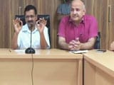 Video : Swear That You Will Not Leave This Party: Arvind Kejriwal's Baffling Oath