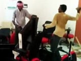 Video : Angry Chilly Farmers In Telangana Go On Rampage, Break ACs, Fans