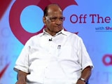 Video : Sharad Pawar On The Problem With Rahul Gandhi