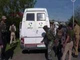 Video : जम्मू-कश्मीर में आतंकियों ने ATM वैन लूटने की कोशिश की, 4 पुलिसवालों और 2 बैंककर्मियों की हत्या की