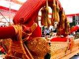 Video : महालक्ष्मी मंदिर में अंबाबाई के लिए बनाई गई 7 करोड़ की पालकी