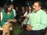 Video : Agenda Special: Union Minister Jitendra Singh On Kashmir Unrest