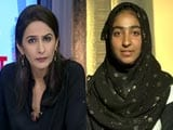 Video : 'Want Protests To End In Valley': Kashmiri Student To NDTV