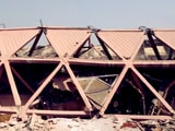Video: Delhi's Iconic Hall Of Nations, Hall of Industries At Pragati Maidan Demolished