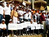 Video : Swachh India: Varanasi Ghats Get Cleaned On Ganga Saptami