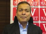 Video : V-Mart Retail Management On Earnings