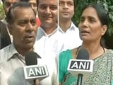 Video : We Are Satisfied With The Supreme Court's Verdict: Nirbhaya's Parents