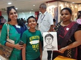 Video : An Exhibition Of Paintings By Artists With Disability Is Inspiring Chennaiites