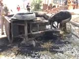 Video : Saharanpur Remains Tense Post Caste Clashes, UP Police Chief Takes Stock