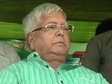 Video : CBI Summons Lalu Yadav For Case That Ended Alliance With Nitish Kumar