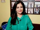 Video: BJP's Shazia Ilmi Encourages Students To Participate In Behtar India Campaign