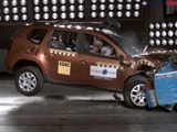 Video : Zero Stars For Renault Duster In Global NCAP Crash Test 2017