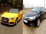 Video : Maruti Suzuki Dzire Plant Visit, Toyota Corolla Altis And Audi A3 Cabriolet