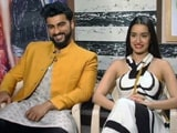 Video : हाफ गर्लफ्रेंड की स्टारकास्ट अर्जुन कपूर और श्रद्धा कपूर से खास मुलाकात...