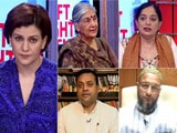 Video : Centre's Strong Pitch Against Triple Talaq: Has Politics Overshadowed The Issue?