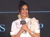 Video : Sonam Kapoor And Sister Rhea Launch Their Clothing Brand