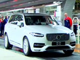 Video : Volvo To Begin Assembling Cars In India