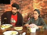 Video : Arjun Kapoor: The Language You Speak Is Given A Lot Of Importance