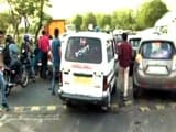 Video : Homebuyers Protest In Noida Blocks Traffic, Kills 7-Year-Old In Ambulance