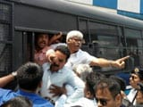 Video : Kolkata Turns Battlefield As Left Protesters, Police Clash, Journalists Beaten Up