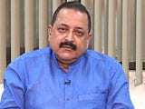 Video : 3 Years Of Modi Government: Jitendra Singh To NDTV