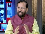 Video : The NDTV Dialogues With Prakash Javadekar