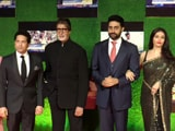 Video : Bollywood Stars At Sachin Movie Premiere